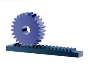 Plastic Rack and Pinion